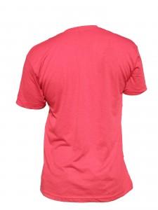 back of t-shirt