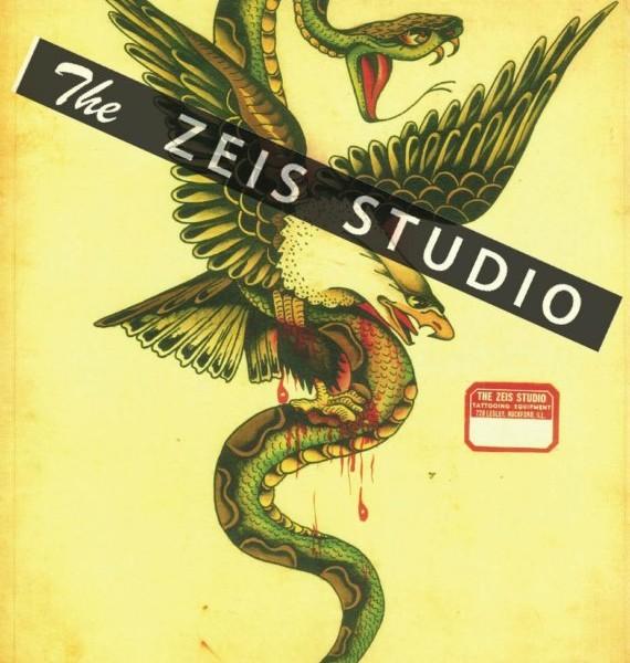 The Zeis Studio Snake-Eagle Poster