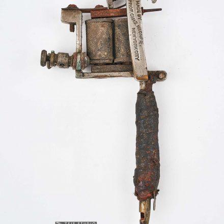 Charles Wagner Antique Tattoo Machine