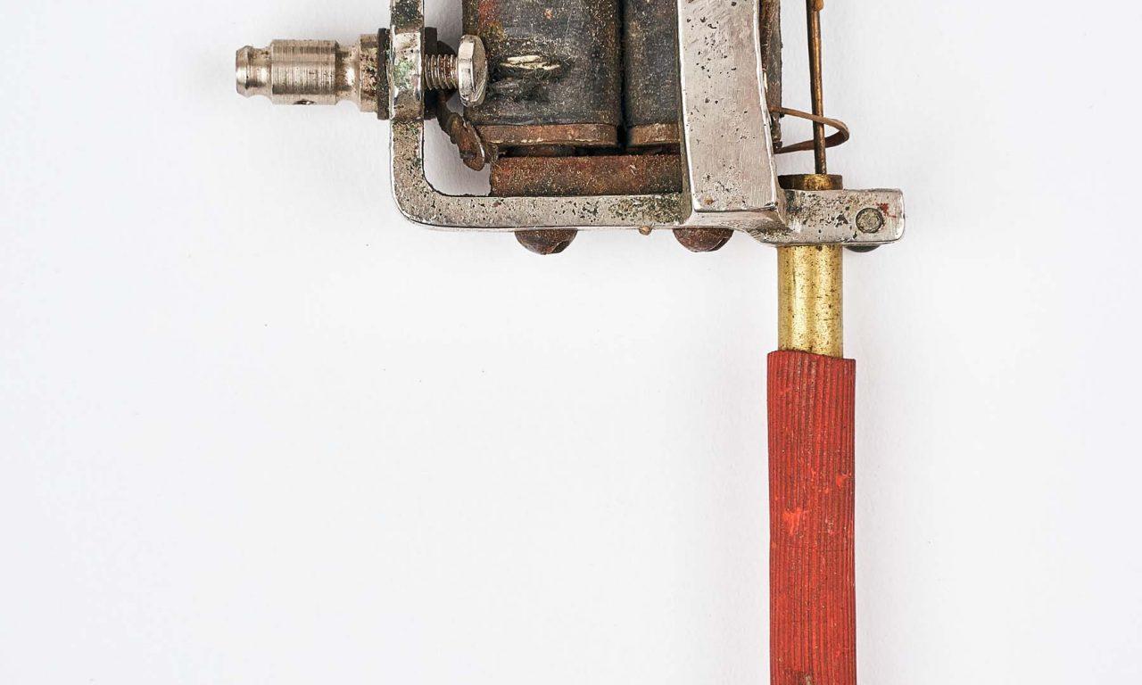 Percy Waters Model #7 Tattoo Machine