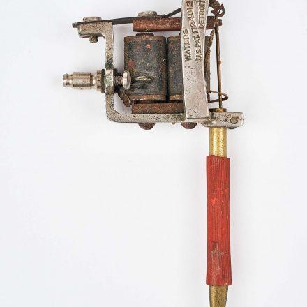 Percy Waters Model #5 Tattoo Machine